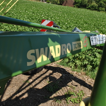 Krone Swadro TC760 Plus