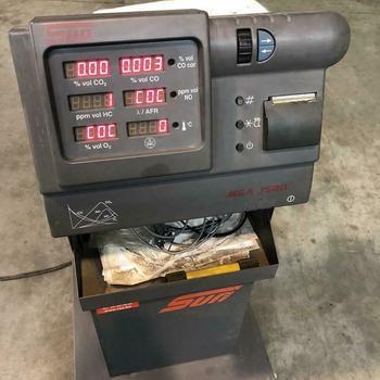 Sun MGA 1500S modulaire gas analyser